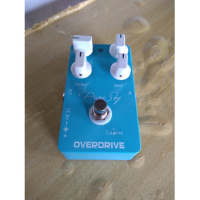 Pedal Overdriver Caline Pure Sky