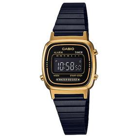 76b5b06700b Relógio Unissex Casio La670wegb 1bdf Vintage Digital - Relógios De ...