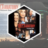 Serie Grays Anatomy 1a Temporada