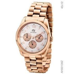 Relógio Ana Hickmann Ah30139z Original Promoção
