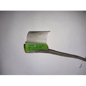 Cabo Flat Tela Note Positivo Stilo Xri2998 45r-h14501-1801