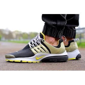 new products 864f2 5f427 Zapatillas Nike Air Presto Black Gold - Hombre