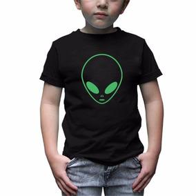 Alien, Playera Infantil Envío Gratis- Día Del Niño