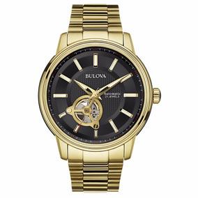 Relógio Bulova Automatic 21 Jewels Wb22319s