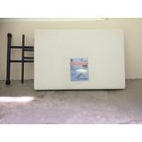 Mesa De Servicio/verona Plegable Plastico Resistente
