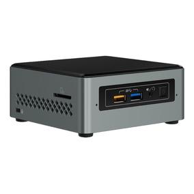 Pc Intel 8 Gb M.2 And 2.5 Drive Nuc Cel-j3455