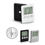 Timer Digital Cronômetro Imã Cozinha Treino Academia Luta Et
