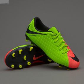 Zapatos De Futbol Nike Hypervenom - Tacos y Tenis de Fútbol en ... d7b97c57edcd3