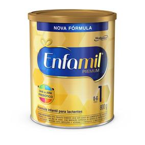 Fórmula Infantil Enfamil Premium 1 800g - Cor Incolor