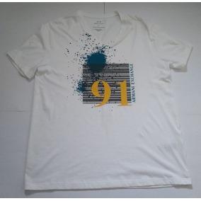 5997129e066 Camisetas Armani Exchange Original Frete Gratis
