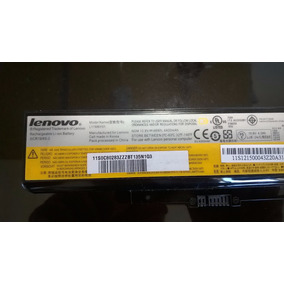 Bateria Lenovo G485 Y480 V480 E430 E530 - L11m6y01