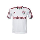 Camisa adidas Fluminense Ii 2014 Infantil Tam. 10 - 12 - 14 d82a8cd6980fd