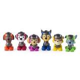 Juguetes 6 Mini-figuras Paw Patrol 78/compreonline