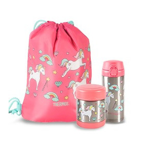 Pack Full Bts Unicornio - Thermos