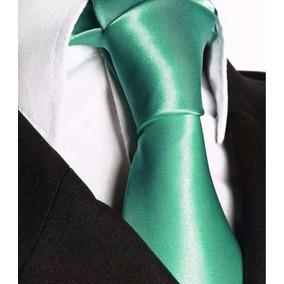 Gravata Verde Tiffany - Gravatas Masculinas no Mercado Livre Brasil f375c95331