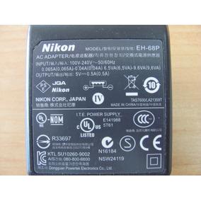 Cargador Nikon Eh -68p