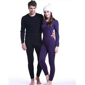 Conjunto Térmico Calça+camisa Intenso Segunda Pele Feminino