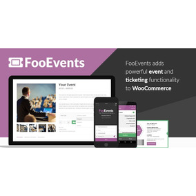Fooevents For Woocommerce 1.8.6