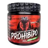 Prohibido - Pré Treino (360g) - 3vs Nutrition