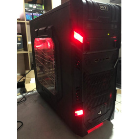 Pc Gamer, I5 4460, 8gb Ram, Gtx 1050ti, Hd 1 Tb, Ssd 120gb