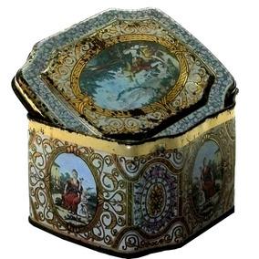 Lata Meister Antiga - Decorativa