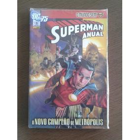 Superman Anual Vol. 1