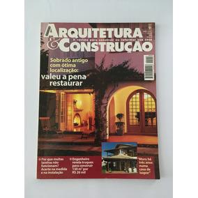 Revista Arquitetura E Construção - Julho 1998 - Nº 135