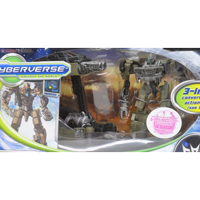 Transformers Dark Of The Moon Cyberverse Colect World Hasbro