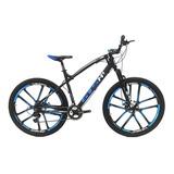 Bicicleta Gts M1 Aro 29 Freio Á Disco Roda De Magnésio 21v