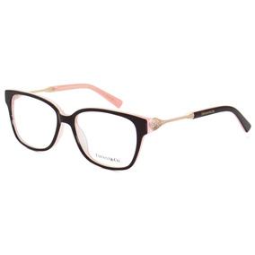 a9099008ba278 Armações Oculos Chloe Rosa Tiffany - Óculos no Mercado Livre Brasil