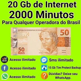 Convite Tim Betalab 20 Gb + 2000 Minutos