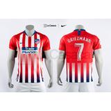 Camiseta Atletico De Madrid Original - Fútbol en Mercado Libre Colombia 3e894d4286110
