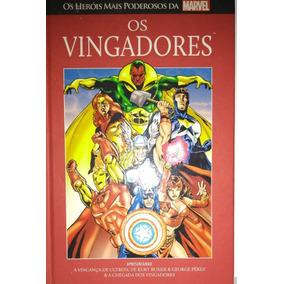 Os Vingadores - Vol. 1 Col. Salvat