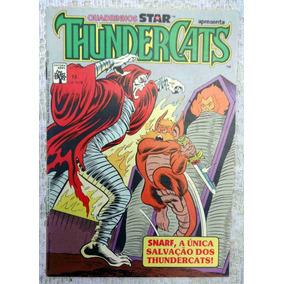 Thundercats Nº 13 O Desafio De Snarf - Marie Severin - Abril