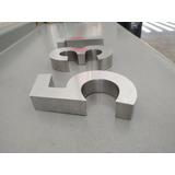 Numeros Residenciales Aluminio Personalizables 20 Cm Alto