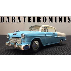 1:32 Chevrolet Bel Air 1955 Blue Sunnyside Barateirominis
