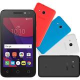 Alcatel Pixi 4 Ot-4034e Colors Dual 3g Tela 4 + 4 Capas 8gb