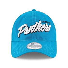 Gorra Importada Nfl Carolina Panthers New Era Ajustable 2fd339d667b