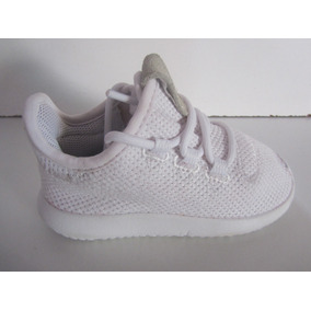 Tenis adidas Tubular Color Blanco Talla 13cm C695