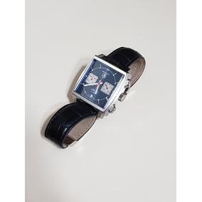 1a755eb7b7b Tag Heuer Monaco De Luxo Masculino - Relógios De Pulso no Mercado ...