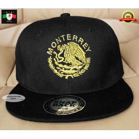 Monterrey Nuevo Leon Gorra Bordada Mexico Gorro Cachucha