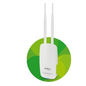 Roteador Wireless Com Check-in No Face Hotspot 300 Intelbras