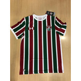 Camisa Fluminense Under Armour 17 18 I Oficial Novo Original e8c3bf44cf78f