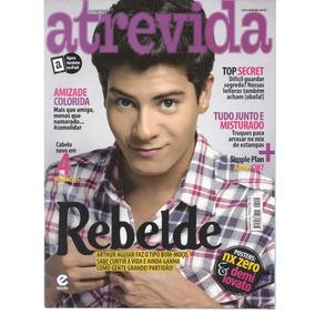 Revista Atrevida Nº 204 Rebelde - Arthur Aguiar+ 2 Pôsters