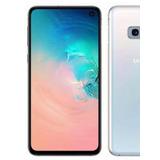 Samsung Galaxy S10e Branco, Com Tela De 5,8, 4g, 128 Gb E C