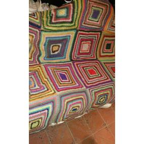 b15987636 Cubrecamas Crochet - Antigüedades en Mercado Libre Argentina