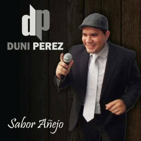 Cds Música Latina Salsa Digital Mp3 Duni Perez