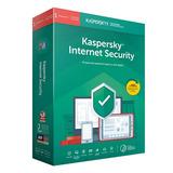 Antivirus Kaspersky Internet Security 2019 Pra 5 Pc Por 1año