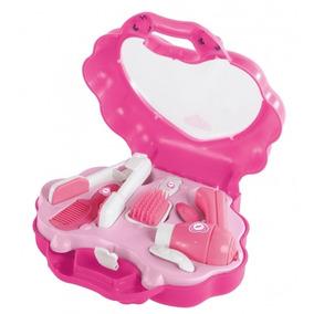 Brinquedo Estojo De Beleza Charme De Menina Calesita