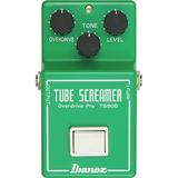 Pedal De Guitarra Ibanez Ts808 Tube Screamer Vintage Reissue